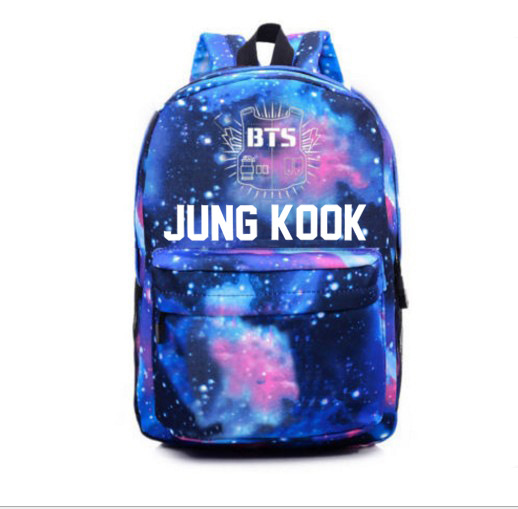 2017 new kpop bts Bangtan Boys Mountaineering fashion casual student jung kook jimin The same paragraph Stars bts jung kook autographed signed photo wings 4 6 inches korean freeshipping 03 2017