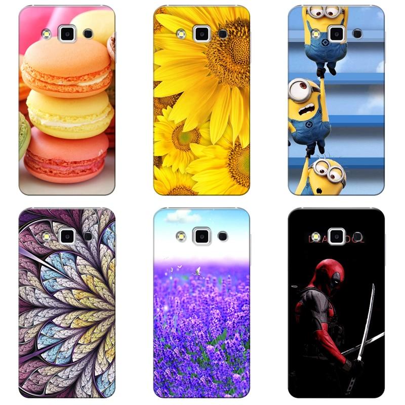 TPU Case For Samsung Galaxy A7 2015 Case Silicone Cover For Samsung Galaxy A7 2015 Cover Coque For Samsung A7 2015 Phone Case