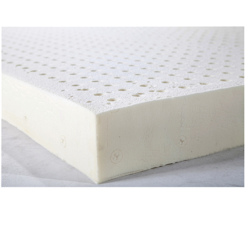 Seven Zone Mold Flat Ventilated 100% Natural Latex Madrass With Inner - Möbel - Foto 4