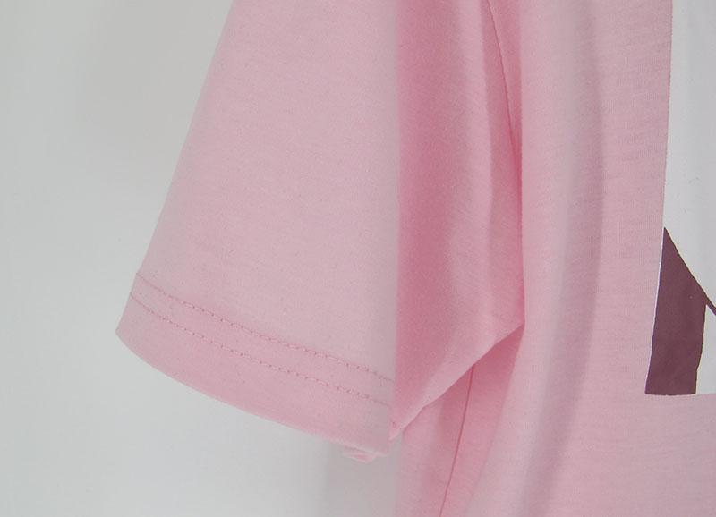 HTB1NhfEQpXXXXcDXXXXq6xXFXXXX - 2017 Lip Sexy TShirt Kawai Korea Harajuku Printed Women Pink