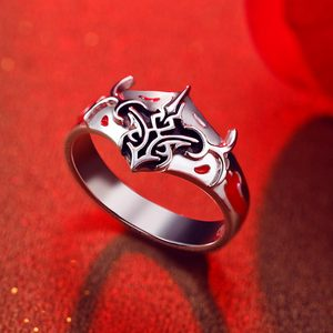 Image 4 - [Fate EXTRA]Nero Anime 925 sterling silver Ring Extella Link CCC Red Saber Hakuno Kishinami Action Figure Fate Grand Order fgo