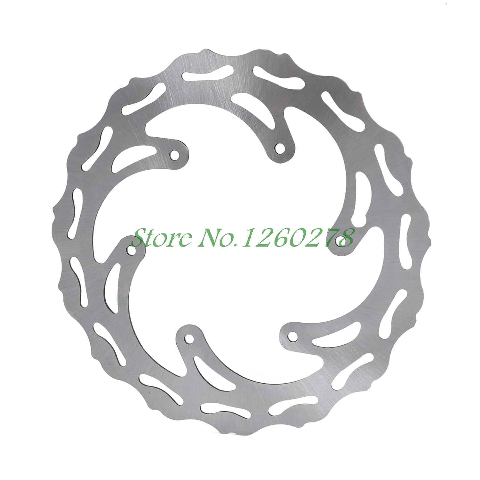 Front Wavy Brake Disc Rotor For Husaberg FE TE FX 250 300 350 450 501 Husqvarna FC TC FE TE 125 250 300 350 501 2014 2015