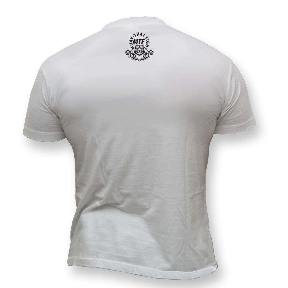 Image 2 - Martial Arts Mma Muay Thai Kick Boxing MenS 2019 Fashion Short Creative Printed MenS Tee Customize Tee ShirtsT-Shirts   -
