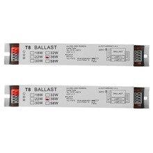 220-240v AC 2x36w Wide Voltage T8 Electronic Ballast Fluorescent Lamp Balla