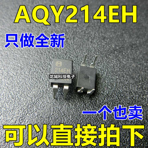 New AQY214 AQY214EH Solid State Relay DIP-4