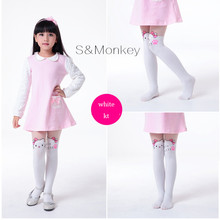 2016 New Design Hot Sales 1 Piece Girls font b Tights b font Lovely Hello Kitty