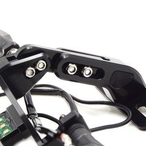 Image 5 - درابزين المزيل إطار لوحة الرخصة بدوره مصباح إشارة الذيل مرتب لهوندا CBR 400RR 900RR 893cc 919RR SC33 NC29 NC28 1992 1999