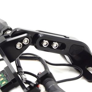 Image 5 - Fender Eliminator cauda tidy moldura Da Placa de Licença Transformar a Luz do Sinal Para Honda CBR 400RR 900RR 893cc 919RR SC33 NC29 NC28 1992 1999