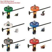 BELA Ninjagoed Spinjitzu Master Lloyd Building Blocks Sets Bricks Ninja Movie Classic Model Kids Toys Marvel