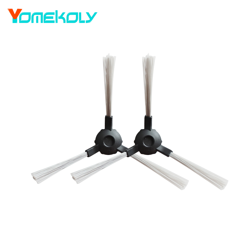 2 Pieces Side Brush For Proscenic 680T 780t 790t P1 P2 P3S For Midea VCR01 VCR12 Robot Vacuum Cleaner Replacement Spare