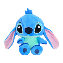 7.8720cm Lilo Stitch Plush toy Dolls Soft Stuffed Cute Toys Movie Character Boys Girls Kids Baby Gifts Big Eye Animals