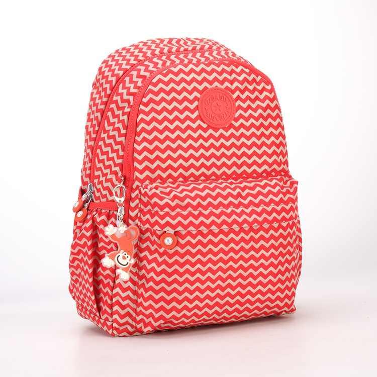 Mochila de nailon TEGAOTE, mochila para mujeres, bolsas escolares para adolescentes, lindas mochilas para ordenador portátil Vintage, mochila para mujer, A Dos 1317