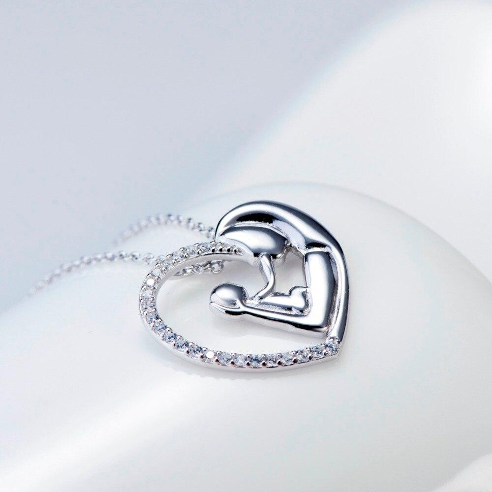 31c684fb0733 1 PC de cristal de Murano Perfume collar de corazón pequeño botella de  aceite esencial botella