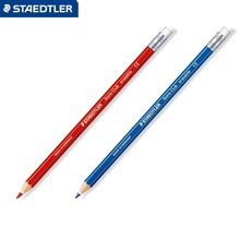 STAEDTLER 14450 Colored Pencils Red Blue Erasable Pencil Design Draw Write Stationery Supplies 12pcs box