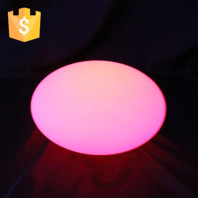 2017 새로운 도착 D17cm D31cm D35cm LED 테이블 램프 스톤 볼 자리 조명 이벤트 파티 1pc 야외 크리스마스 장식