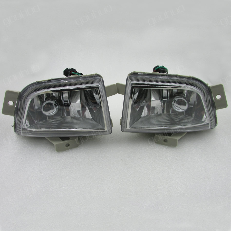 for Chevrolet Aveo 06 08 front fog lamp assembly bumper light Left and right 2PCS