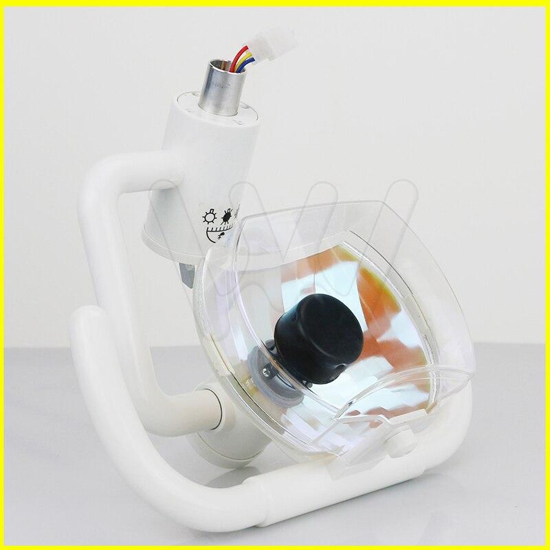Projecteur de lampe dentaire 22mm 26mm lumières latérales accessoires de fauteuil dentaire