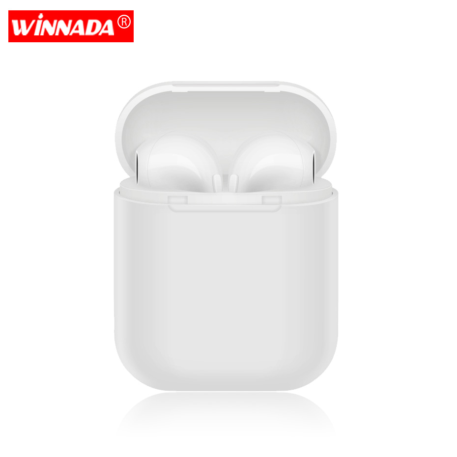 I10 MAX Bluetooth Earphones Stereo Bass Wireless Headset Bluetooth 5.0 Earbud With Charging Box Mic For All Smart Phones