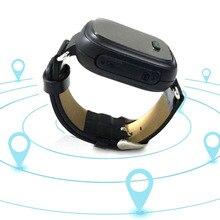 2017 GPS reloj inteligente bebé y Viejo hombre niños SOS de Localización de llamadas deviceTracker de Seguros para Niños Anti-Perdido Monitor de reloj inteligente GPS
