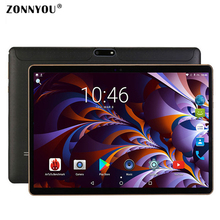10/1 inches Tablet PC Android 7.0 3G Call OCTA -Core 4GB Ram 32GB Rom Built-in 3G, Bluetooth, Wifi GPS Tablet 10.6