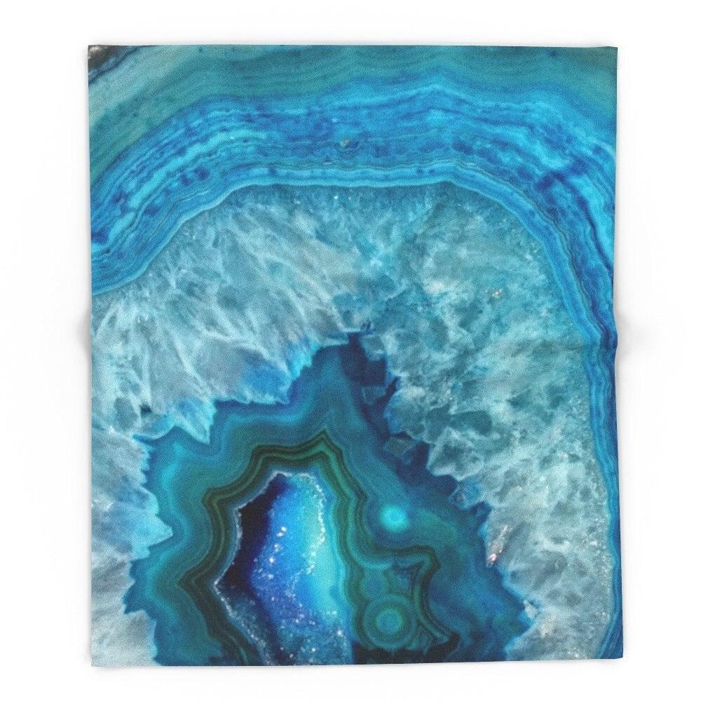 Blue Faux Druse Crystal Quartz Gem Gemstone Geode Mineral ...Quartz Crystal Science