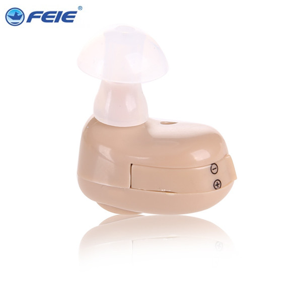 micro tv In ear canal sound amplifier deaf hearing aids S-215 Drop shipping hearing quality mini adjustable tone in ear hearing aids sound amplifier for hearing impaired drop shipping s 212