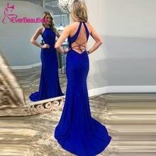 Женское вечернее платье с открытой спиной abiye gece elbisesi