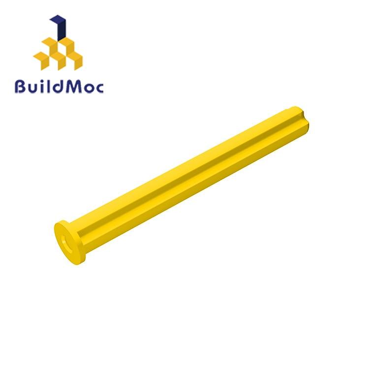 BuildMOC Compatible Assembles Particles 15462 1x5 For Building Blocks Parts DIY LOGO Educational Tech Parts Toys