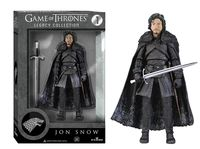 Official Funko Legacy Collection Action Figure 6'' TV: Game of Thrones Jon Snow Collectible Model Toy In Box
