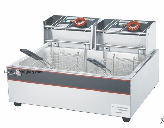12L electric chicken deep fryer for small business electric deep ...