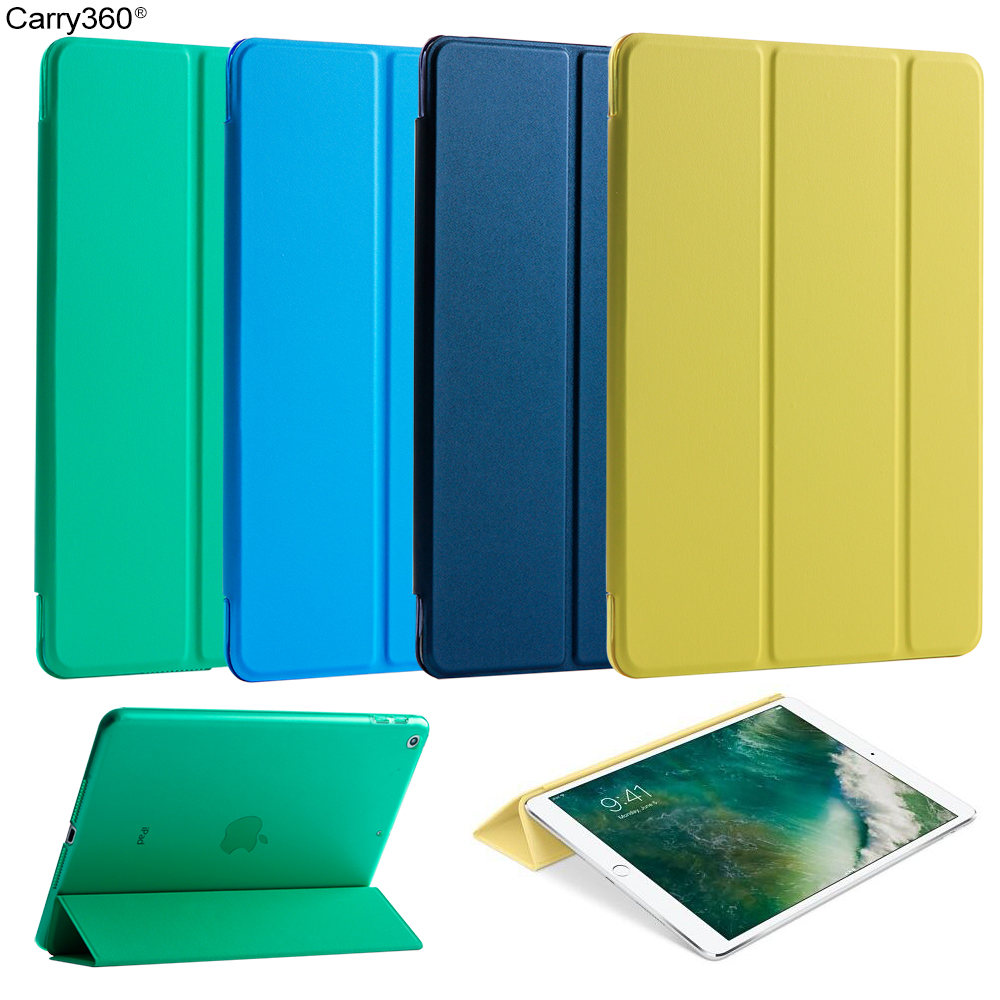 Case for iPad Pro 10.5, Carry360 Luxury PU Leather Case Stand Smart Cover for Apple iPad Pro 10.5 inch + Screen Protector