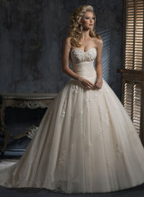 Youthful and Exuberant Design Ball Gown Tulle Lace Corset Wedding Dresses Strapless strapless lace insert corset