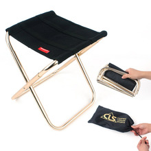 Легкий открытый стул для рыбалки портативный складной рюкзак Кемпинг ткань Оксфорд складной стул для пикника с сумкой