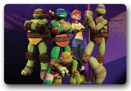 Ninja Turtles Slaapkamer.Custom Ninja Turtle Deurmatten Slaapkamer Coussin Teenage Mutant