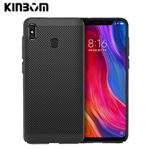 KINBOM Phone case For Xiaomi mi 9 8 6 A1 A2 Lite heat dissipation cover for Xiaomi Redmi Note 7 4 4X 6A Note 6 Pro case стоимость