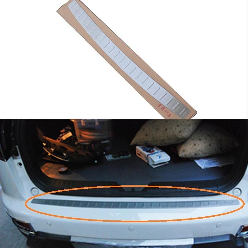 Geely Emgrand X7 EmgrarandX7 EX7 SUV,Car Trunk Threshold Protctive Light Pad