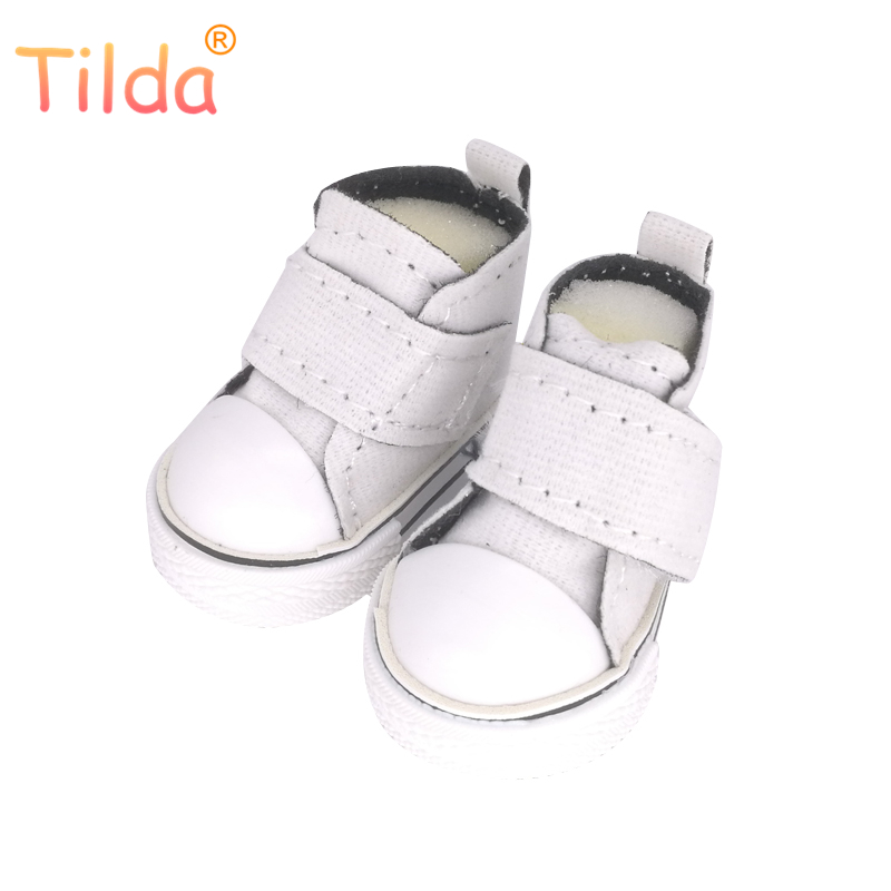 5 CM Mini Toy Shoes Casual BJD Snickers Shoes for BJD Dolls,1/6 BJD Doll Shoes Toy Boots,5 Pairs/lot Fashion Dolls Accessories exclusive shining boots for bjd 1 3 sd17 uncle ssdf id ip eid big foot doll shoes sm7