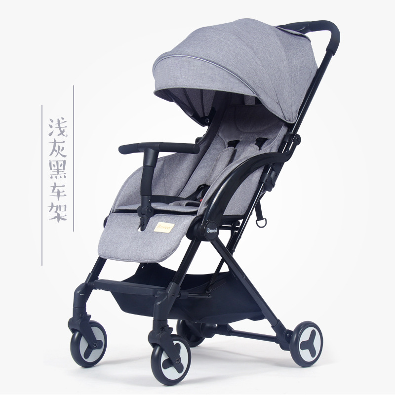 Super Light Baby Stroller Lightweight Travel Portable Airplane Umbrella Stroller Car Wheelchair Child Trolley Shock Absorber