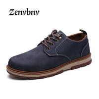 ZENVBNV Men Genuine Leather Shoes Male Formal Classic Platform Shoes Elevator Oxford Shoes For Men Dress
