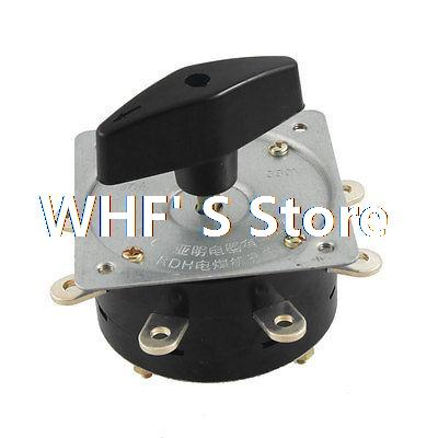 AC 40A 380V 8 Positions Rotary Cam Changeover Switch for Electric Welder мир детства пирамидка неваляшка мишка топтыжка 12