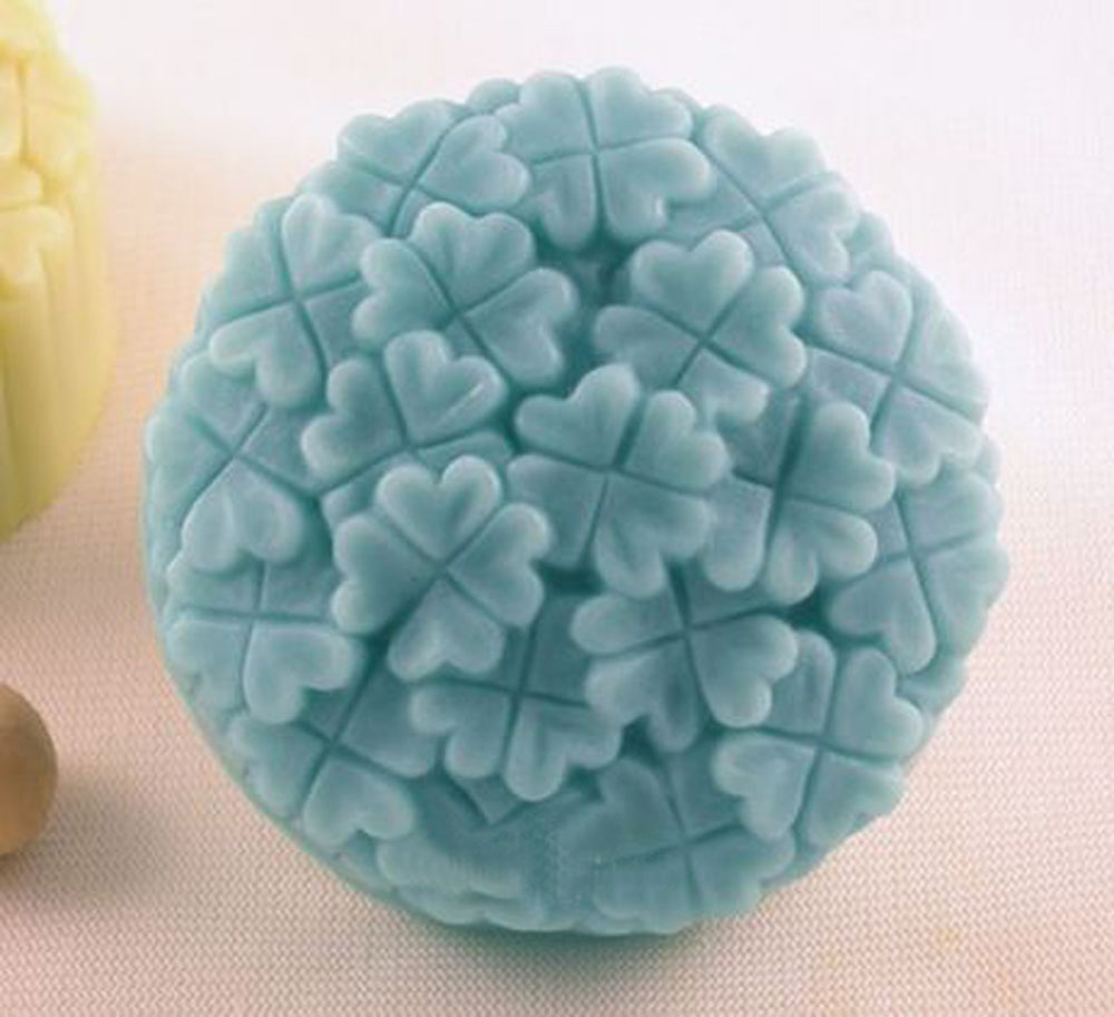 Flower Mould Craft Art Silicone 3D Soap Mold Craft Molds DIY Handmade Candle Molds S365