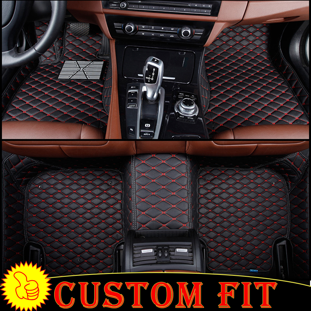 Ford C Max Leather Seats: Fit For Ford C Max C MAX 2017 Car Floor Mats For Auto Car
