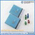 EUA OAM De Fibra Óptica De Fibra óptica Ferramenta de Limpeza cotonetes de limpeza 25 pack por 2.5mm 1 pacote