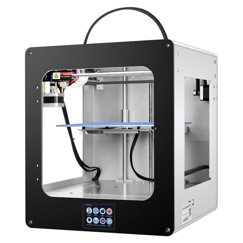 Новый мини Impresora 3d принтеры металлический порошок пластик смесь нити цвета печати книги по искусству промышленных Imprimante Stampante Drucker