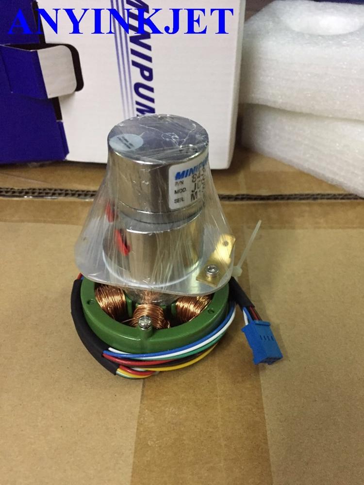 compatible VJ1510 pump For Videojet black ink pump with motor 399076 for Videojet VJ1510 VJ1520 VJ1210