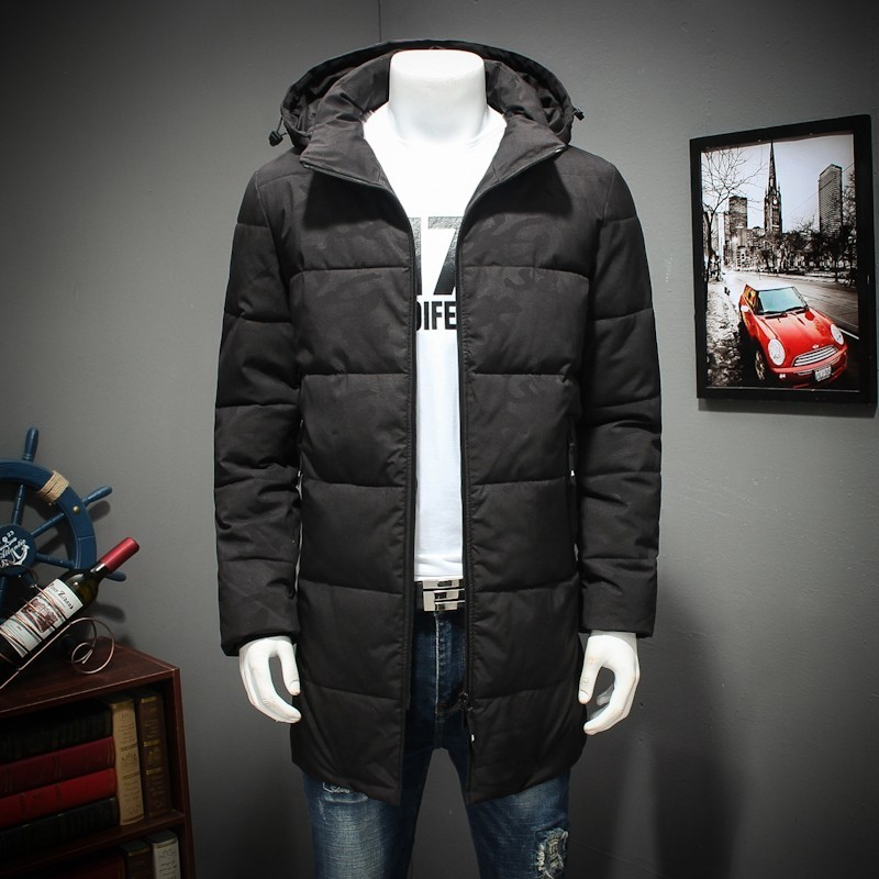 9xl 8xl 7xl 6xl Winter Coat Man Fat Add Fertilizer To Increase The Size Of Fat Thickening In The Long Down Jacket Padded Jacket