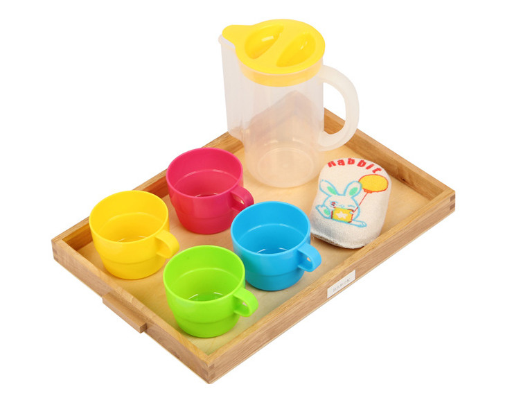 Toys For Water : Aliexpress buy new montessori baby plastic pouring