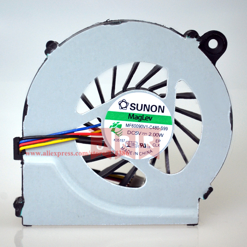 New Cooler CPU Fan for HP Pavilion G6 G4t G6t G7t CQ56 G56 Q72C HSTNN-Q72C G4-1017TU Laptop 646578-001 KSB06105HA рубанок электрический makita kp0800