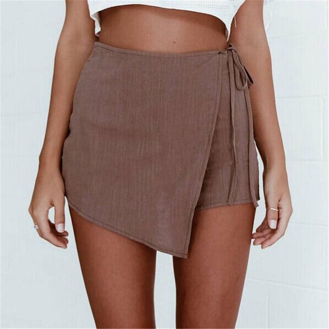Women Sexy Shorts Summer Casual Shorts Ladies Beach High Waist Short Pants Fashion Shorts Women Clothes