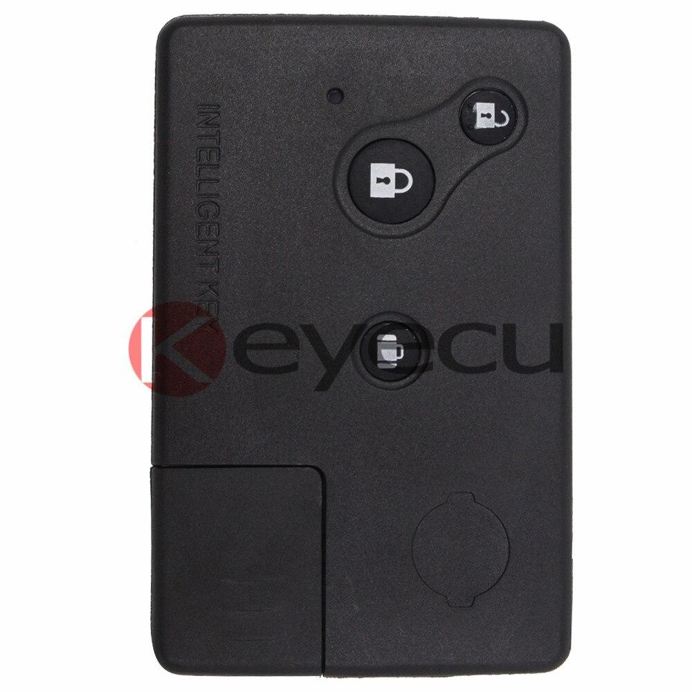 Prix pour Télécommande intelligente Key Case 3 Boutons Fob pour Nissan Teana (Ancien Modèle) avec Petite clé